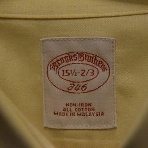 Brooks Brother's Mens Dress Shirt